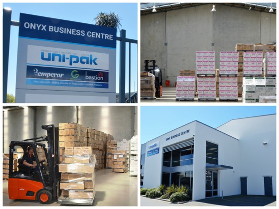 Christchurch Office and Warehouse - Now Open