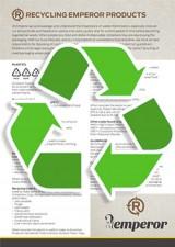 Emperor Recycling Guide